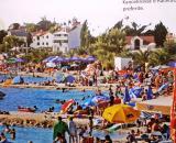 Okrug Gornji strand főszezonban